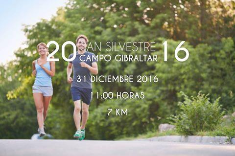XX San Silvestre Campo de Gibraltar