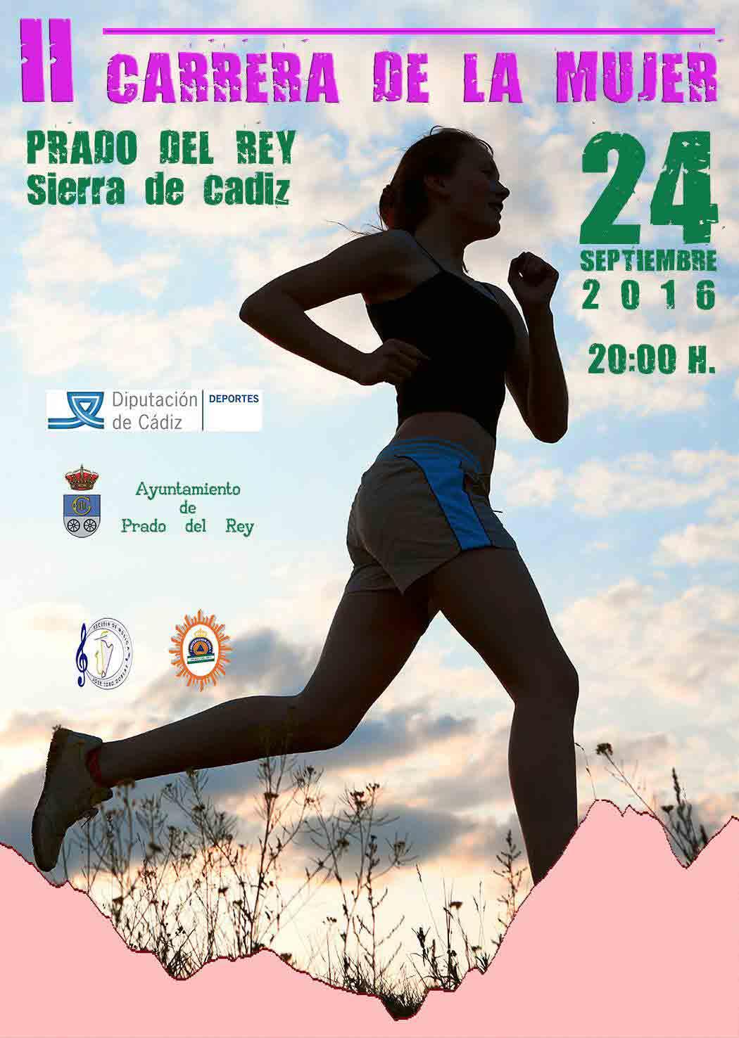 II Carrera de la Mujer-Cross Trail