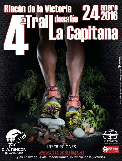 Carrera IV Trail La Capitana