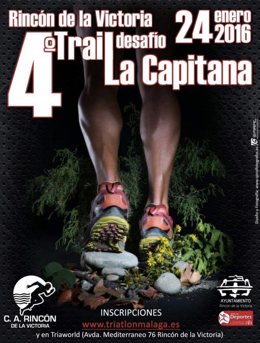 IV Trail La Capitana