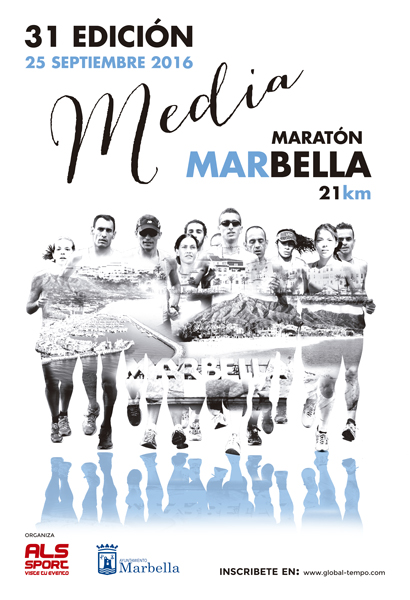 31ª Media Maratón Ciudad de Marbella