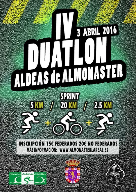 IV Duatlón Aldeas De Almonaster