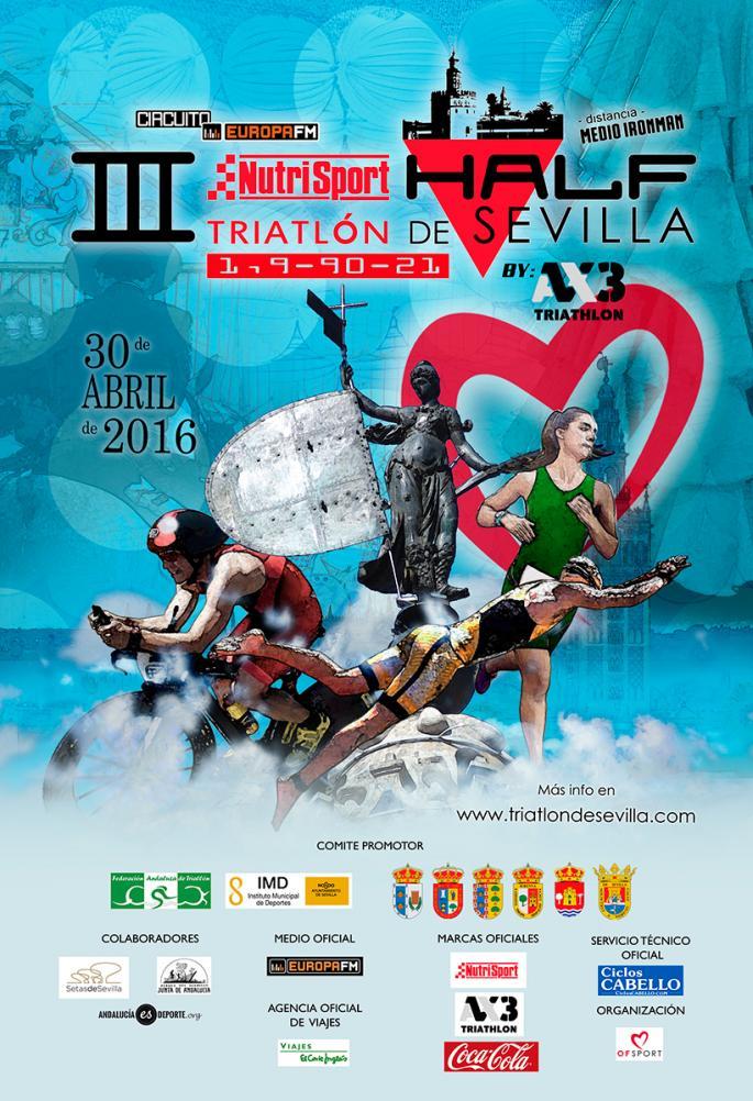 III Half Triatlón de Sevilla