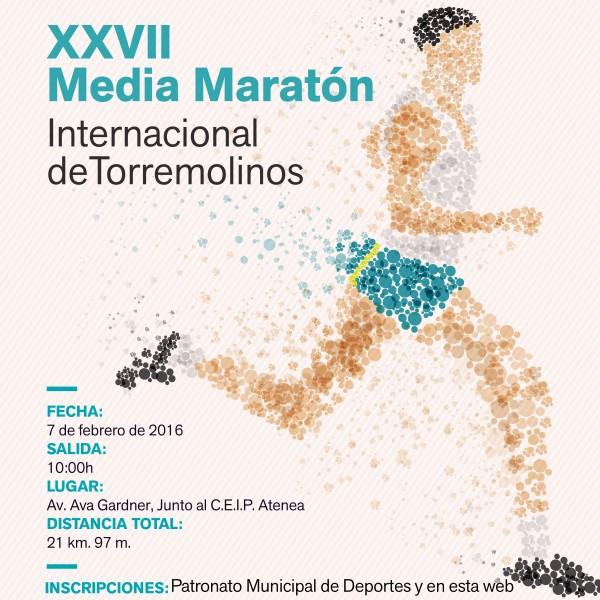 Carrera XXVII Media Maratón de Torremolinos