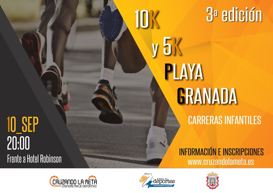III 10k y 5k Playa Granada