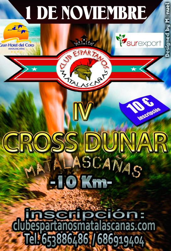 IV Cross Dunar de Matalascañas