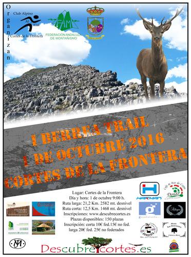 I Berrea Trail
