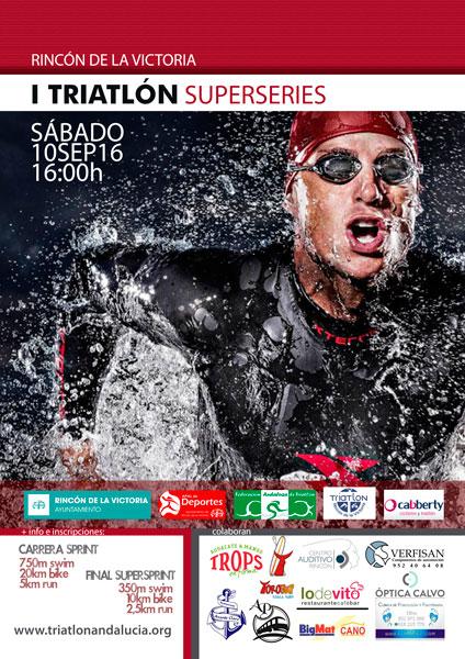 I Triatlon Superseries Rincón de la Victoria