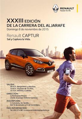 Carrera XXXIII Carrera Renault del Aljarafe