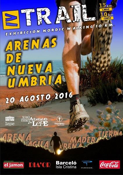 IV Trail Arenas de Nueva Umbría