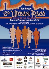 II Urban Race Cross de las Cuestas San Roque
