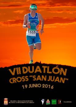 VII Duatlón Cross San Juan
