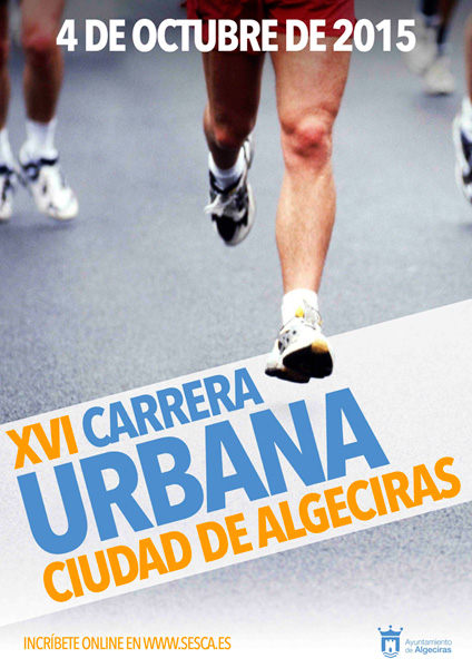 XVI Carrera Urbana Ciudad de Algeciras