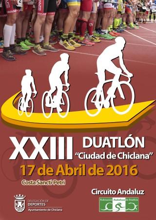 Carrera XXIII Duatlón Ciudad De Chiclana