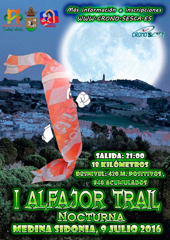 I Alfajor Trail Nocturno