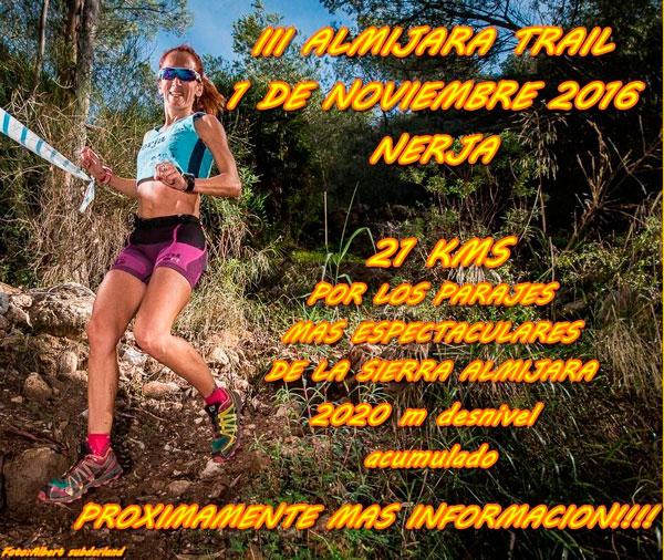 III Almijara Trail
