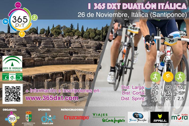 365 DXT Duatlon Italica Distancia Sprint