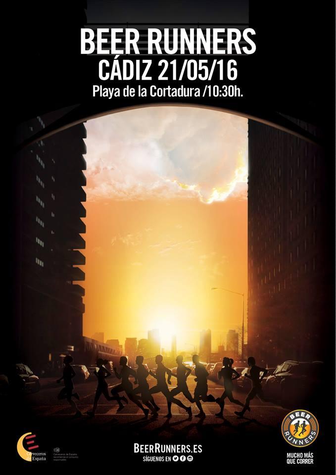 Beer Runners Cádiz 2016