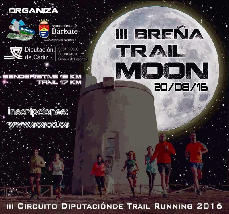 III Breña Trail Moon Barbate