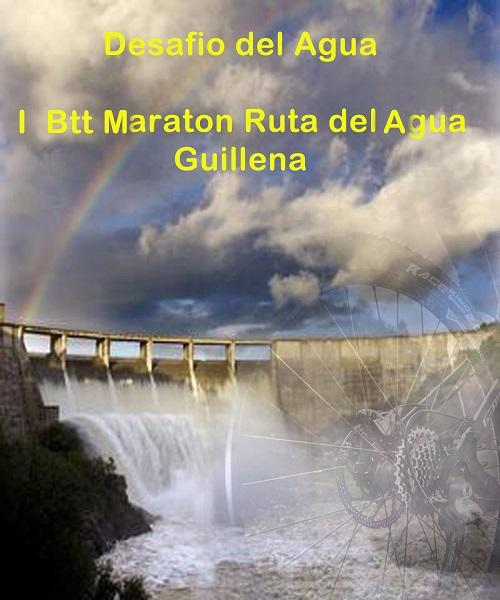Carrera I Maratón BTT Ruta del Agua Villa de Guillena
