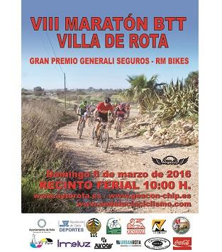 VIII Maratón BTT Villa de Rota