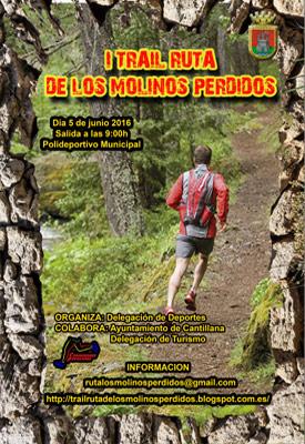 I Trail Ruta de los Molinos Perdidos