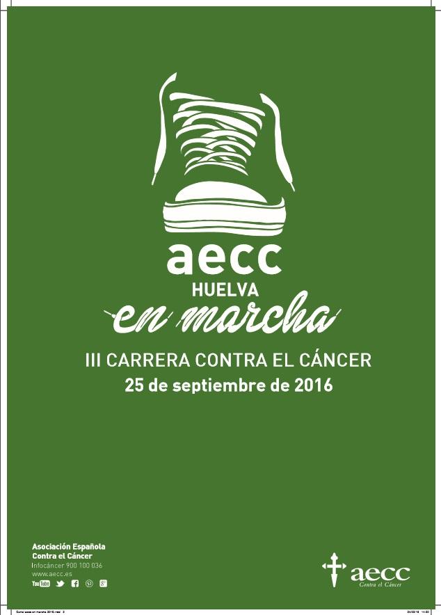 III Carrera contra el Cancer