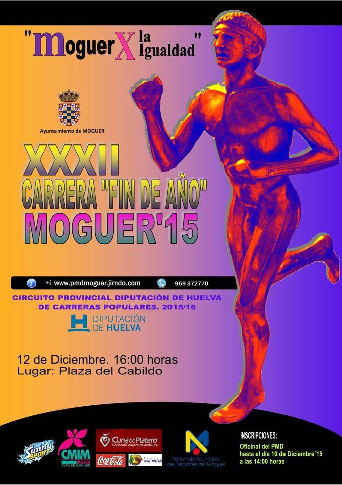 XXXII Carrera de Fin de Año de Moguer