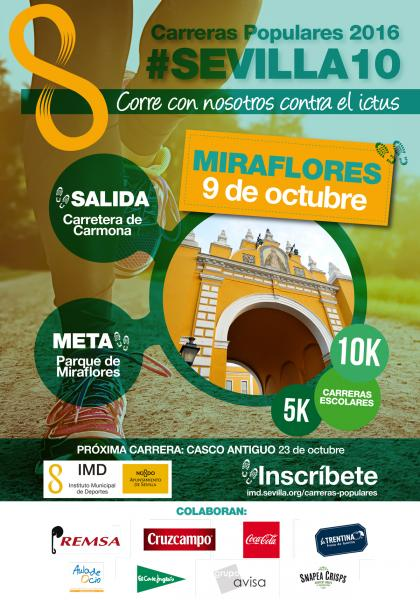 Carrera Popular Parque de Miraflores