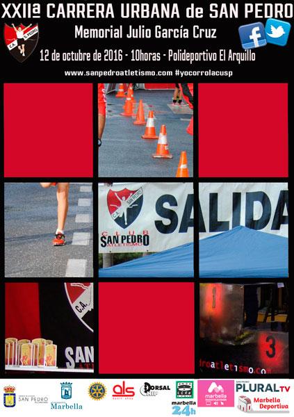 XXII Carrera Urbana de San Pedro