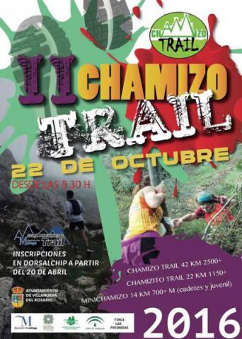 II Chamizo Trail