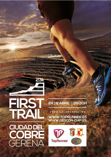 I Trail Ciudad del Cobre