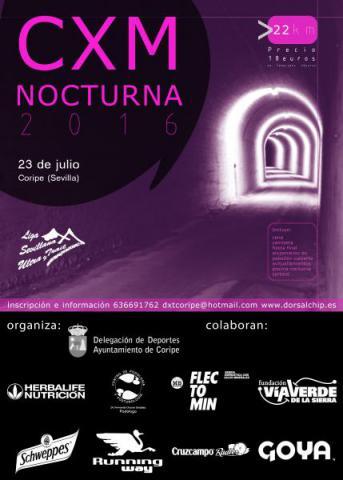 I CxM Nocturna Coripe
