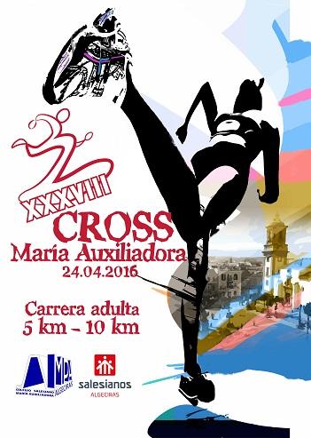 XXXVIII Cross María Auxiliadora