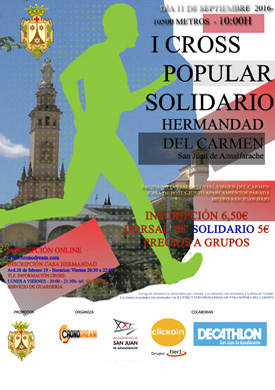 I Cross Popular Solidario Hermandad del Carmen