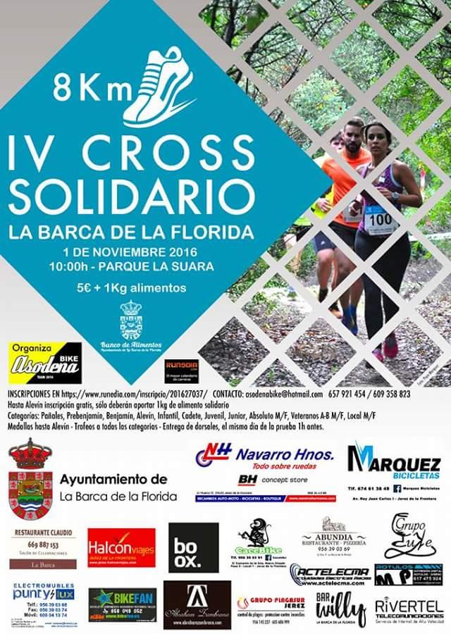 IV Cross Solidario La Barca de la Florida