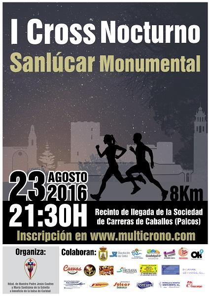 I Cross Nocturno Sanlucar Monumental