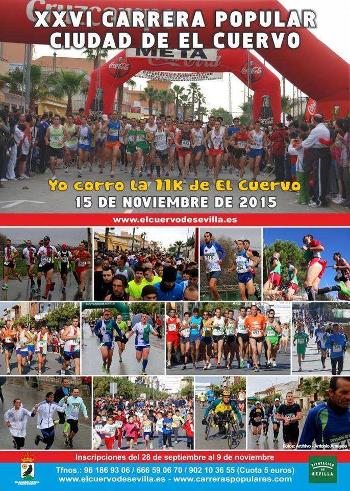 XXVI Carrera Popular El Cuervo