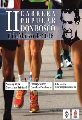 II Carrera Popular Don Bosco