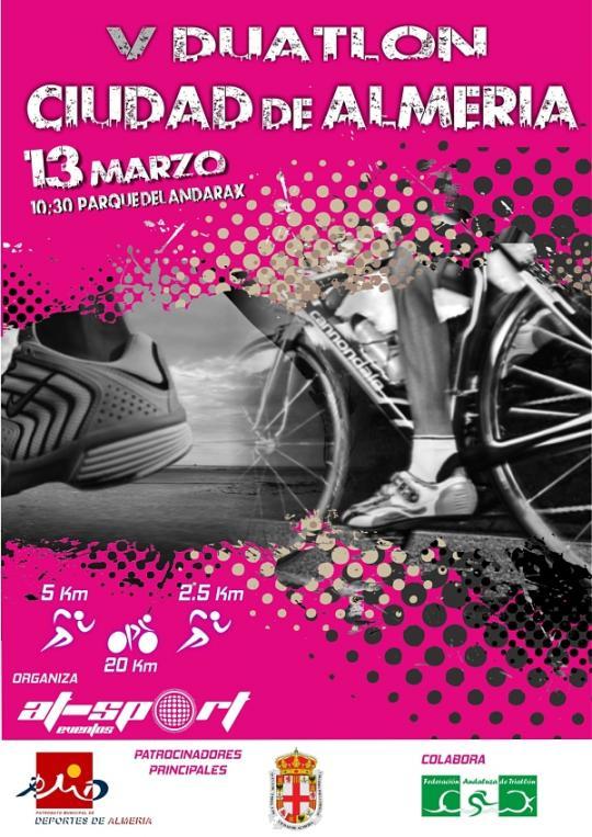 Carrera V Duatlón Ciudad De Almería