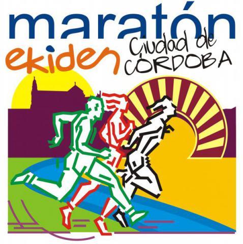 Carrera Maratón Ekiden de Córdoba 2016