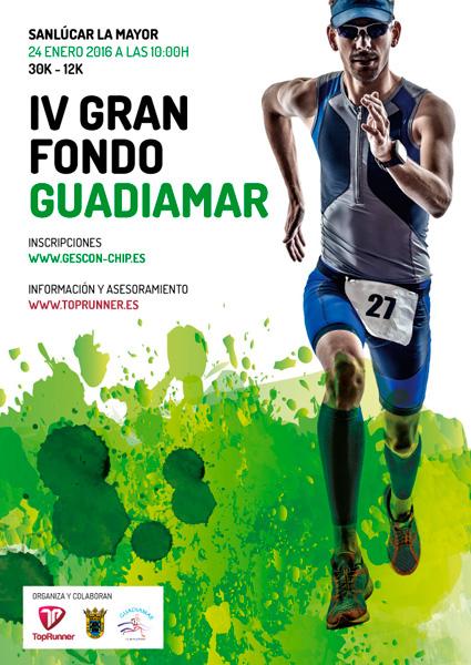 Carrera IV Gran Fondo del Guadiamar