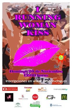 I Running Woman Kiss