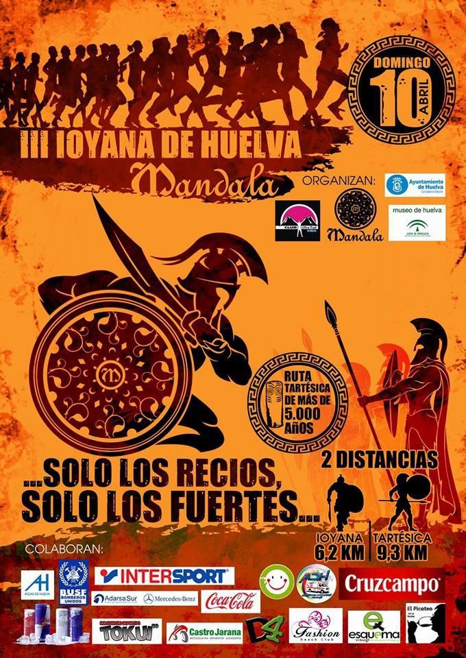 Carrera III Loyana de Huelva Mandala