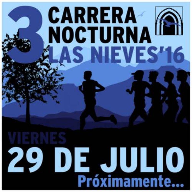 III Carrera Nocturna Las Nieves