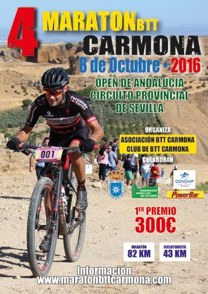IV Maratón BTT Carmona