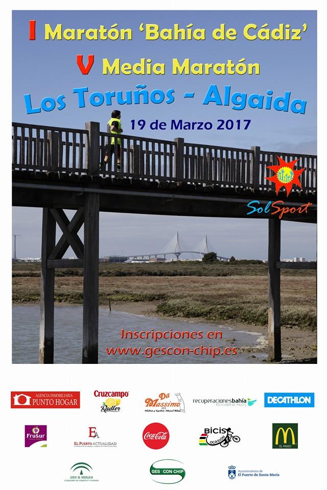 Carrera V Media Maratón Toruños-Algaida
