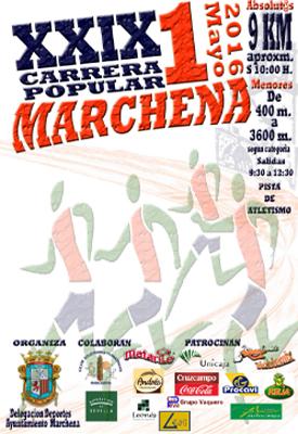 XXIX Carrera Popular Marchena
