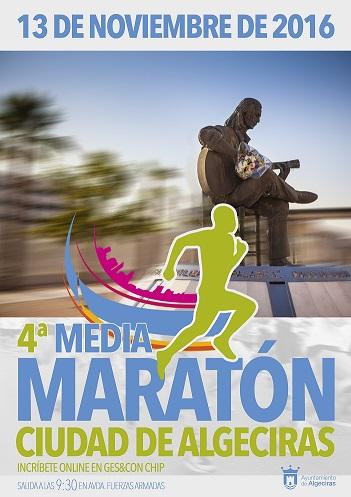 IV Media Maratón Ciudad de Algeciras