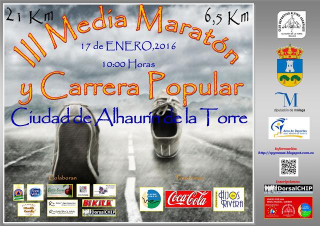 Carrera III Carrera Popular Alhaurín de la Torre